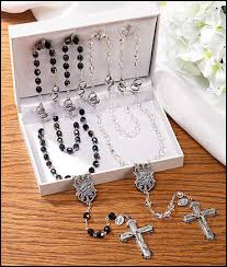 wedding rosary wedding rosaries gift set online catholic store
