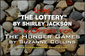hunger games lessons introducing the the hunger games with the