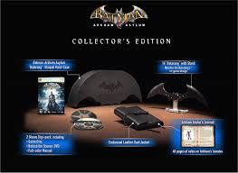 amazon batman arkham asylum collector u0027s edition xbox 360