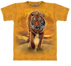 tiger shirts and bengal tigers