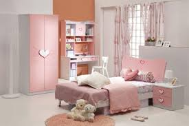 bed pink and black bedroom decor