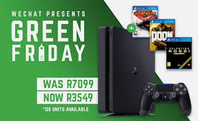 when is black friday ps4 best black friday tech and gaming deals in south africa