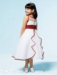 flower girl dresses museum alfred angelo flower girl dress 6532