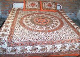 Cotton Single Bed Sheets Online India World Famous Indian Bed Sheet