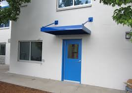 Industrial Awning Commercial Door Awnings Aluminum Awnings Commercial Churches