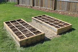 using wood creating a raised bed garden using pallet wood 100 free