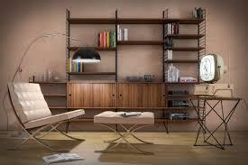 Retro Livingroom by Retro Living Room Render Dn Ar