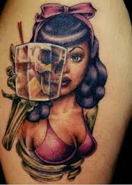 139 best pinup tattoos images on tattoos