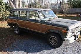 1991 jeep grand jeep grand wagoneer classics for sale classics on autotrader