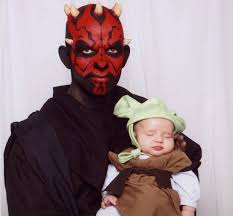 Star Wars Baby Halloween Costumes 15 Cutest Daddy Baby Costumes Parent Society