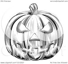 halloween images black and white clipart of a black and white halloween woodcut jackolantern