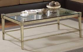 Metal Glass Coffee Table Coffee Table Glass Metal Coffee Table Hand Wrought Iron With Gold