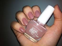 maybelline forever strong super stay gel nail 7 day wear