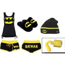 batman pajama s by 123 on polyvore clothes