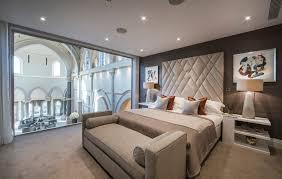 Luxury Interior Design The Chapel Mezzanine Bedroom Bedroom - Mezzanine bedroom design
