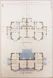 first floor plan italian villa gold tops