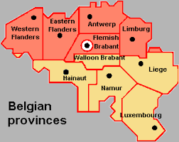belgium language map territorial rights in belgium the community and regional