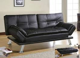 small futon couch leather u2014 awesome homes small futon couch