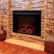 Realistic Electric Fireplace Insert by Touchstone 80016 Edgeline Electric Fireplace 28