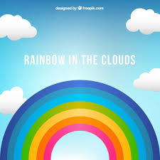 rainbow vectors photos psd files free download