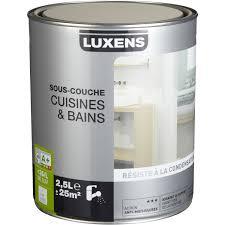 placo hydrofuge cuisine sous couche cuisine et bain luxens 2 5 l leroy merlin