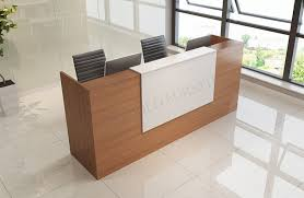 Office Counter Desk Modern Salon Reception Counter Desk Front Desk Design Sz