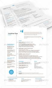 Elegant Resume Templates Best Professional Resume Templates