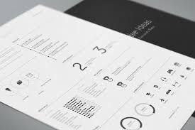Ux Resume Template The Best Cv U0026 Resume Templates 50 Examples Weboy Design