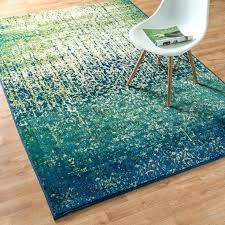 Teal Area Rug 5x8 Amazing Sophisticated Blue And Green Area Rug Classof Co In Teal