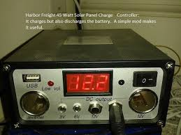 12 volt fan harbor freight make the harbor freight 45w solar panel charge controller useful