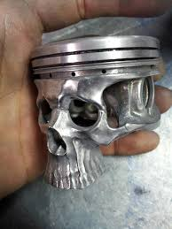 piston skull the skull appreciaton society