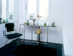 eileen gray jean table rivoli served as the tea table in the living room of eileen gray s