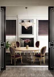 Black Dining Room The Best Fall Decor To Improve Your Dining Room Designs
