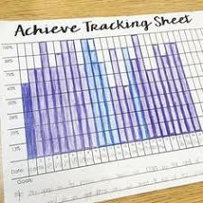 data folders for students to track their own progress need these