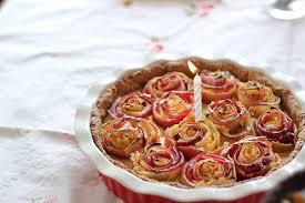 maya u0027s apple rose tart dairy gluten u0026 refined sugar free