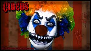 killer clown makeup halloween halloween makeup tutorial clown assassino killer clown youtube