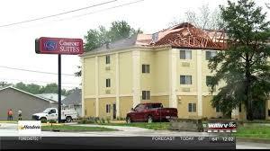 Comfort Suites Terre Haute In Storm Damage In The Wabash Valley Mywabashvalley