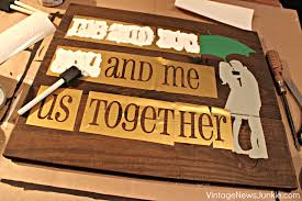 Homemade Gifts For Him by Diy Wooden Sign For My Partner In Crime U0026 A Mega Silhouette Sale