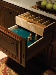 Kitchen Drawer Cabinets Cabinet Accessories For Custom Kitchen Cabinetry Bertch Cabinets