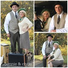Halloween Costumes Bonnie Clyde Bonnie Clyde Couples Costume