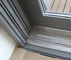 Patio Door Sill Detail Sliding Door Home Building In Vancouver