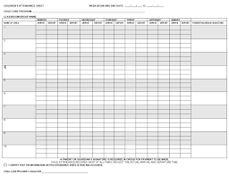 Daycare Sign In Sheet Template Sign In Sheet In Pdf Sign In Sheet Templates Potluck Signup Sheet