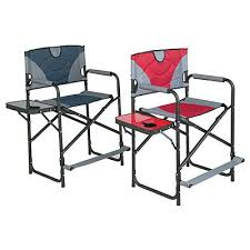 Folding Directors Chair With Side Table Oversized Directors Chairs With Side Table At Big Lots Home Big