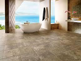 vinyl plank flooring vinyl tile flooring in the bathroom marku