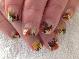 day 332 thanksgiving nail nails magazine