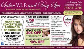 salon vip and day spa