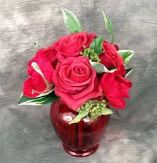 silk roses silk bouquet kremp