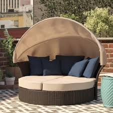 Outdoor Daybed Furniture by Outdoor Daybeds You U0027ll Love Wayfair