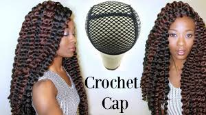 the best hair to use when crocheting the best crochet braid wig cap freetress cuban twist natural