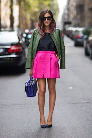 What Goes With Pink Brighten Your Wardrobe This Fall Color Combinations To Try In